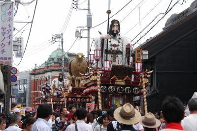 江戸優り 佐原の大祭 夏祭り2009