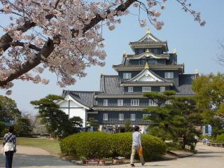 2009年春の桜 岡山・倉敷