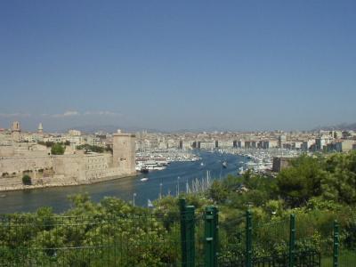 マルセイユへ行ってみました 200307