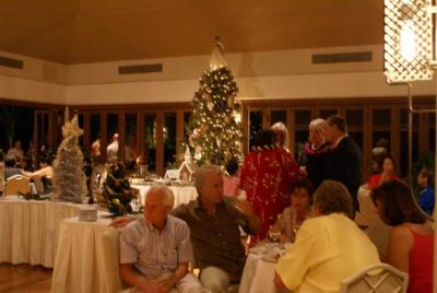 ハレクラニでクリスマス 2006