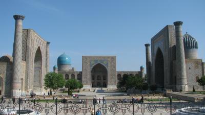 ウズベキスタン旅行記