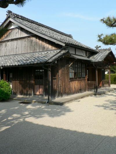 日本の旅 関西を歩く 滋賀県高島市の中江藤樹ゆかりの地