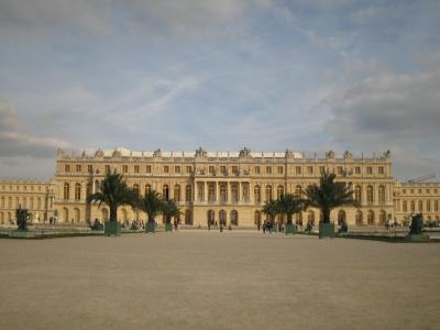 歴史と伝統の薫るイギリス・フランスを旅して~絢爛豪華なフランス宮廷文化の象徴・ヴェルサイユ宮殿~