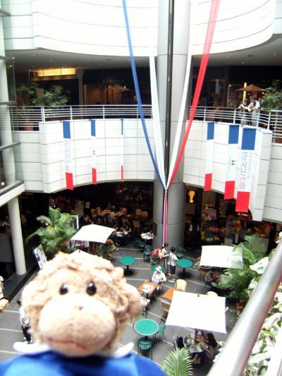 2009 義蔵・Bunkamuraドゥ マゴ パリ祭と名曲喫茶へ行く