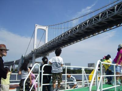 シップ・ウォッチングin東京港 2009年