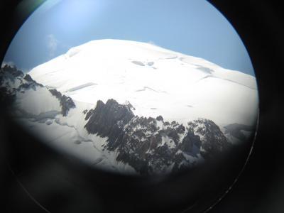 スイス旅行 二日目 フランス シャモニー エギィーユ・デュ・ミディ