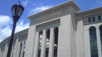 ニューヨーク2009(2日目) ~新ヤンキースタジアム+花火編~