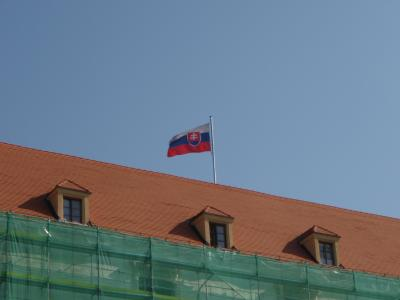 ●古都ブラチスラバ2● 2009GW・ウィーン~ブラチスラバ~ブダペスト