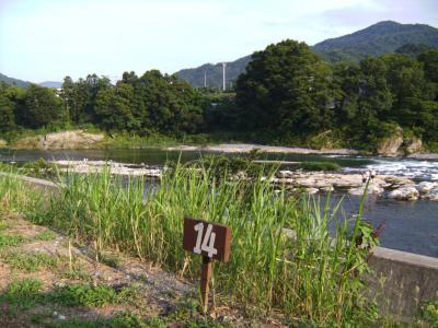長瀞キャンプ