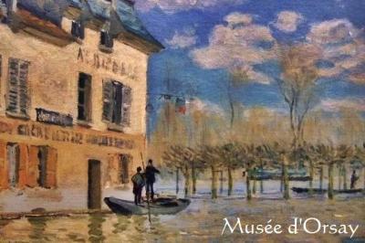 ■オルセー美術館 2008 - モロー,モネ,シスレー,ピサロを中心に - Musee d'Orsay