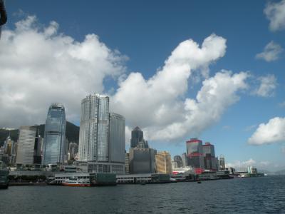 晴天の香港、マカオ