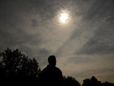 皆既日食を見に行くのだ!!の巻 武漢編 (決戦之日)