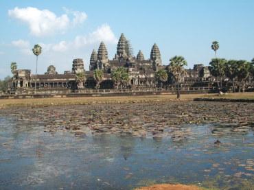 初めてのカンボジア・シェムリアップ