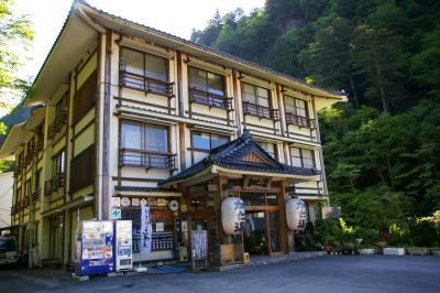 秘境の旅.・・・加仁湯旅館