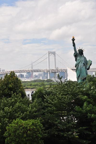 二つの橋をまたいで東京ドライブ