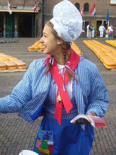 食い倒れアムステルダム・アルクマール・ハーグ2009 その2