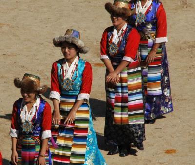 チベタン・ビューティー