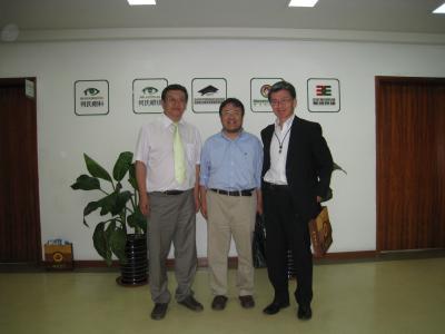 福岡に暮らした元留学生を訪ねて−中国・瀋陽市