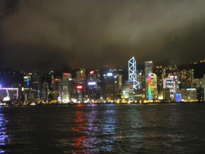 サクッと世界一周 お次は香港でーす!
