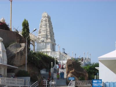 ハイデラバード ビルラマンデラ寺院