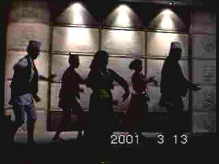 ネパールの民族舞踊のビデオクリップ