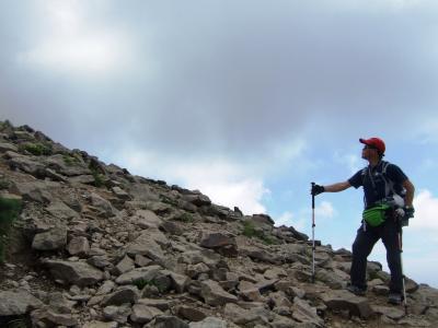 118-ニセコアンヌプリ登山…スイスからの帰国後初登山は「東洋のサンモリッツ」