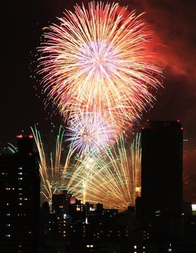 水都大阪2009 なにわの花火で元気満開! 「第21回なにわ淀川花火大会」