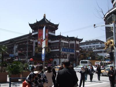 HIS上海ツアー二泊三日 6 -豫園