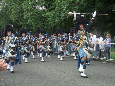 Festivals' Cavalcade + MILITARY TATTOO