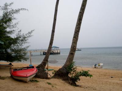 ティオマン島(パヤリゾート)に行ってみました。