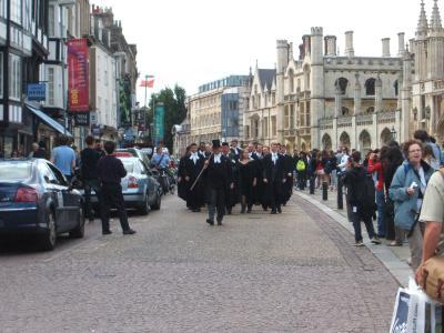 ケンブリッジ滞在記①《大学と街》