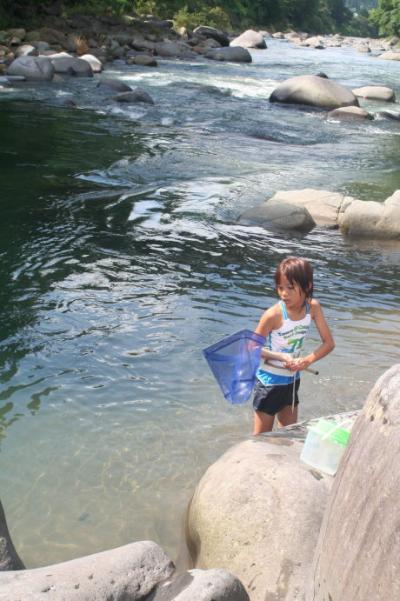 長良川の夏 −1 ひるがの高原