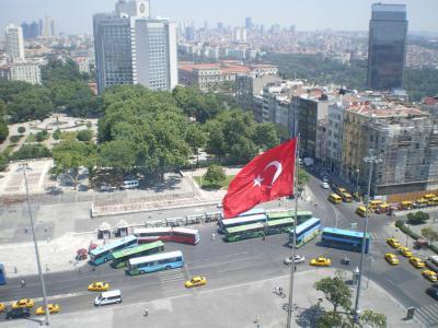 ばいばいドバイ、お次はイスタンブールへ