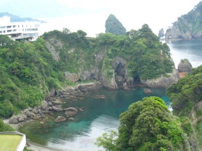 堂ヶ島旅行