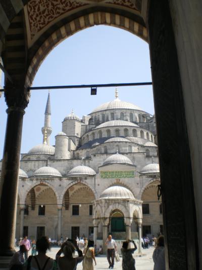 イスタンブール 旧市街はみどころいっぱい!