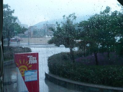 2009年8月 プサン市内観光バスツアー