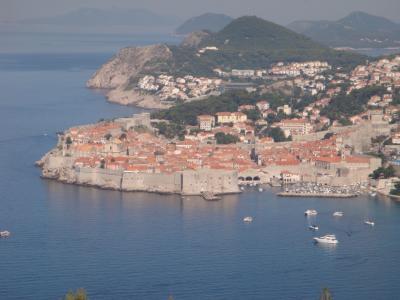 きたぜ!! 2008 クロアチア 『ドブロヴニク旧市街を街歩き♪ロクルム島で海水浴♪城壁巡りを楽しんだぜ♪』 IN ドブロヴニク