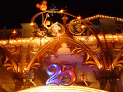 2008.10.27 TDR1日目 ディズニーホテル泊