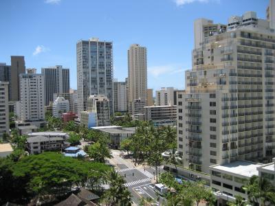 ハワイ 2009 1日目