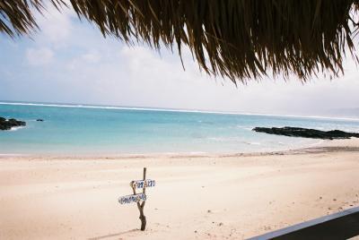 【奄美大島】波の音を聞きながらくつろぐ。一人旅 …