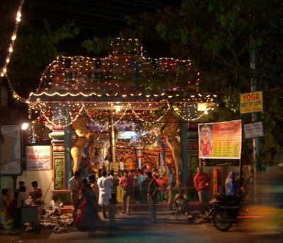 インドのお祭り ダシャラー No.1