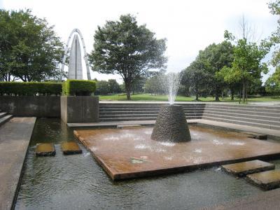 庄和総合公園へ