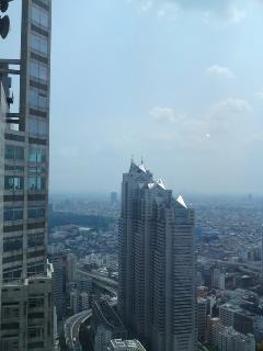 東京新宿の穴場をさぐる