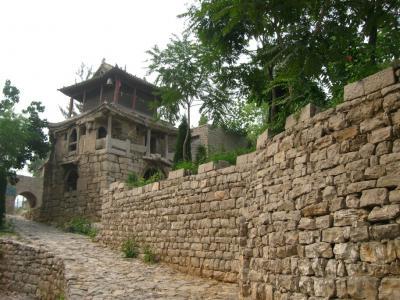 石家荘ひとり旅★300年以上の歴史を持つ于家石頭村をたずねて