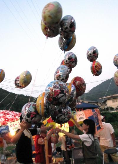 ひとり旅 [612] 今日は地元のお祭り見物<潮の香まつり・ほことりまつり>広島市安芸区
