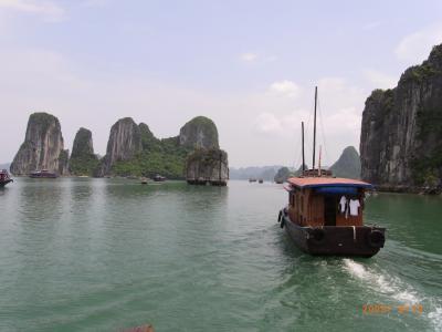 2009ベトナム ハロン湾編