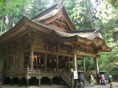 駒ケ根高原・光前寺とアルプスの丘・家族旅行村