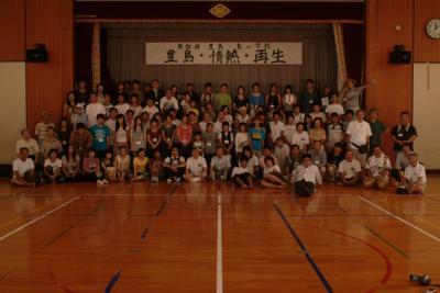 里海画報~第7回島の学校2日目90822