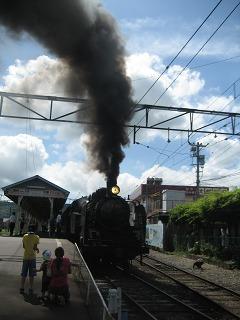 家族旅行その3 大井川鉄道SLの旅