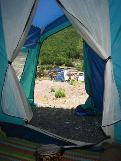 十津川村deキャンプ